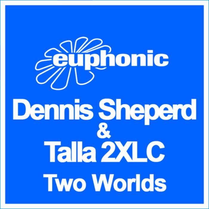 SHEPERD, Dennis/TALLA 2XLC - Two Worlds