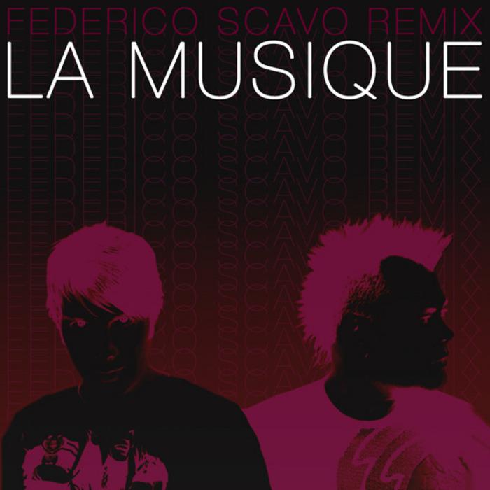 MICHAEL GRAY & JON PEARN - La Musique (Federico Scavo remix)