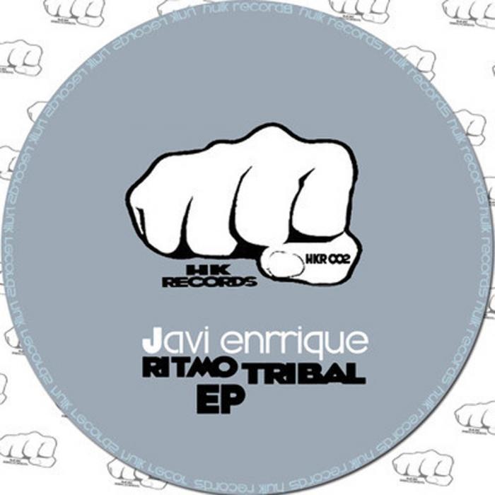 JAVI ENRRIQUE - Ritmo Tribal EP