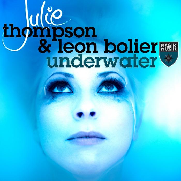 THOMPSON, Julie/LEON BOLIER - Underwater
