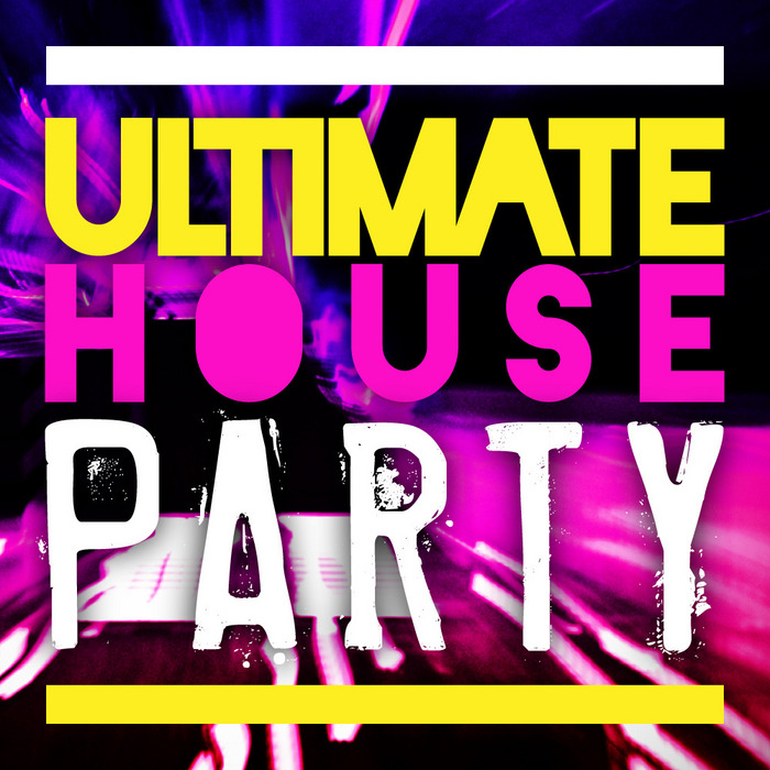 VARIOUS - Ultimate House Party (unmixed tracks)