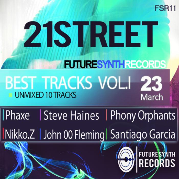 21STREET - 21street Best Tracks Vol I