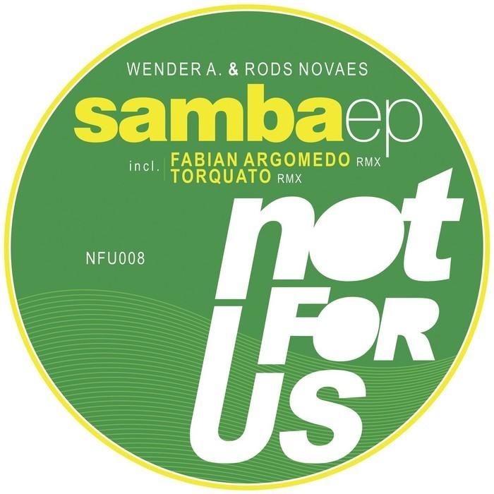 WENDER A/RODS NOVAES - Samba