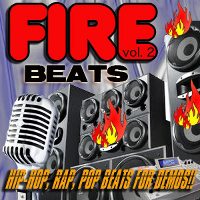 FIRE BEATS - Hip Hop Rap Pop Tracks Beats & Instrumentals For Demos Royalty Free Vol 2