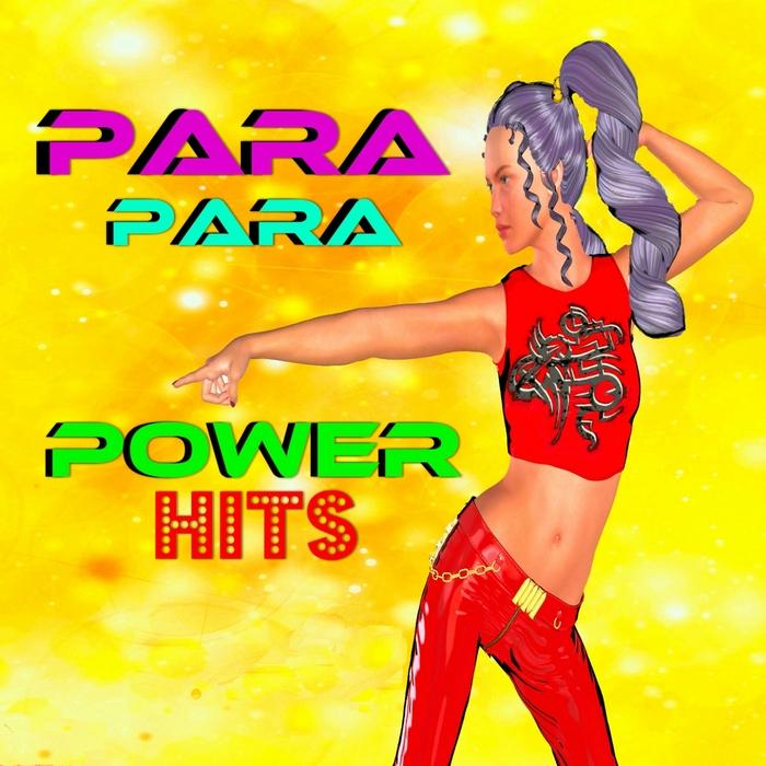 VARIOUS - Parapara Powerhits (Eurodance Eurobeat Hi Energy)