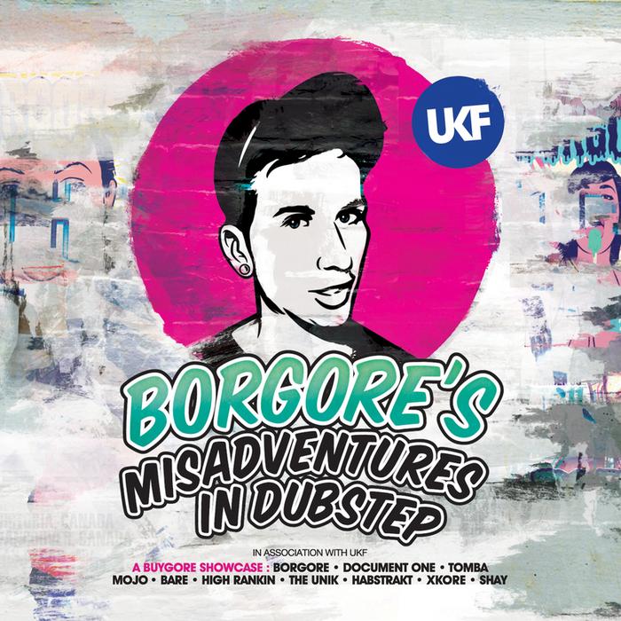 VARIOUS - Borgore's Misadventures In Dubstep