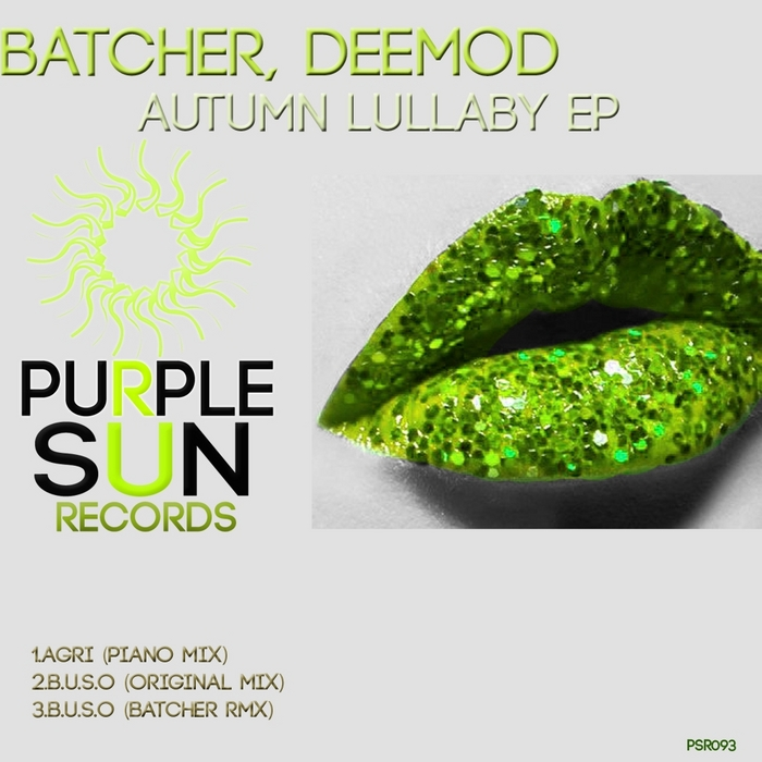 BATCHER/DEEMOD - Autumn Lullaby EP