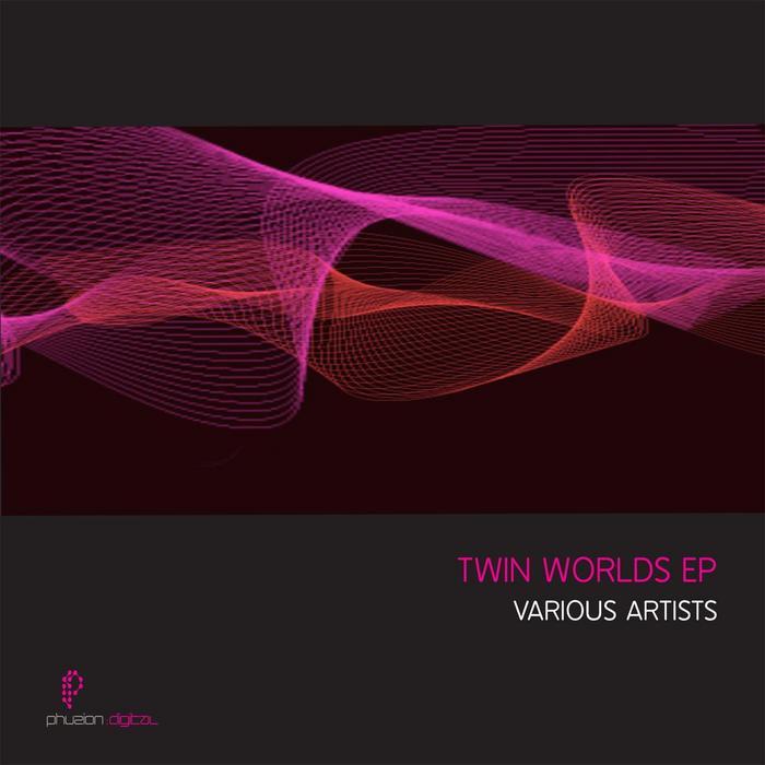 ALEXUS/KATOR/STATIC & ARP 1/DJ APSE - Twin Worlds