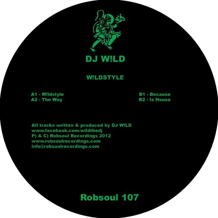 DJ W!LD - W!ldstyle