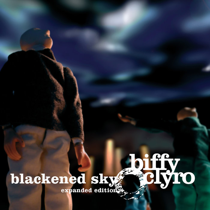 BIFFY CLYRO - Blackened Sky B Sides