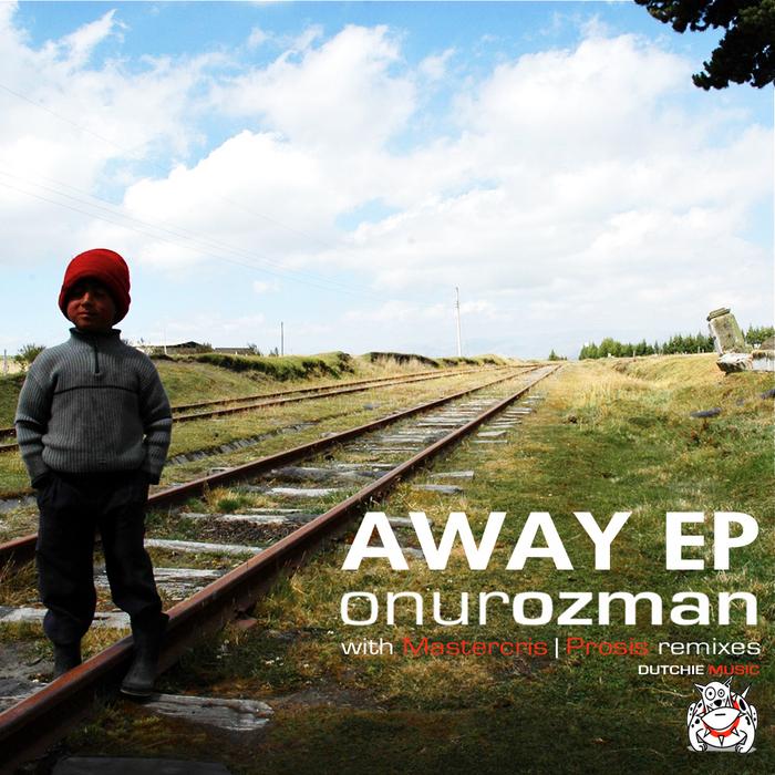 OZMAN, Onur - Away EP