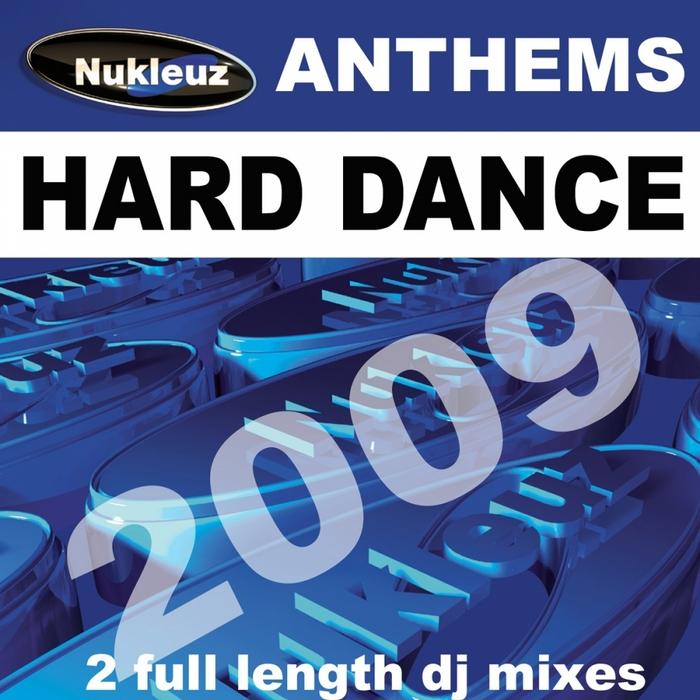 NUKLEUZ DJS/VARIOUS - Hard Dance Anthems (unmixed tracks)