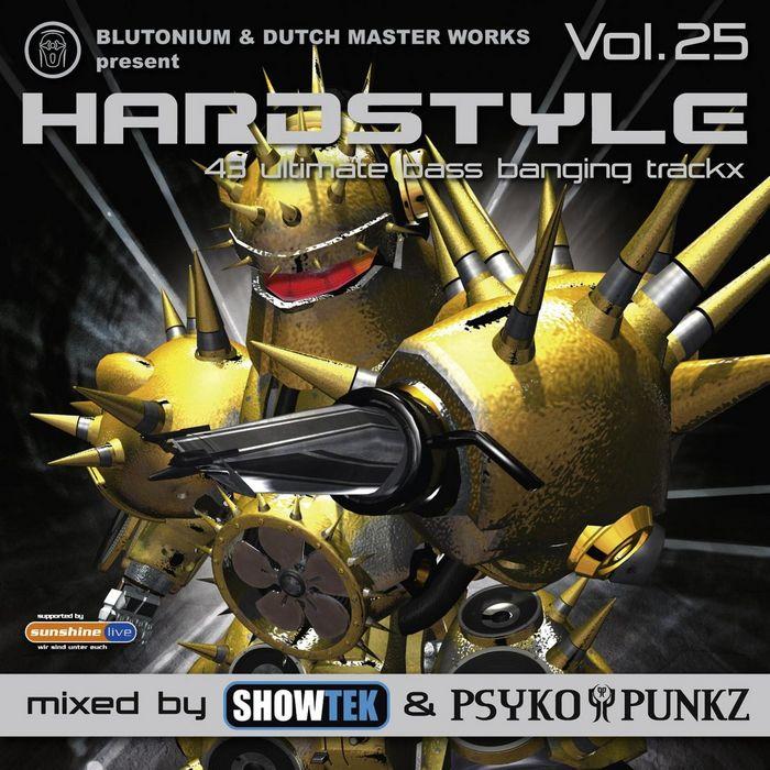 VARIOUS - Hardstyle Vol 25