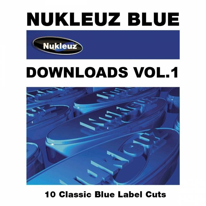 VARIOUS - Nukleuz Blue Vol 1