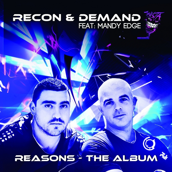 RECON & DEMAND feat MANDY EDGE - Reason's