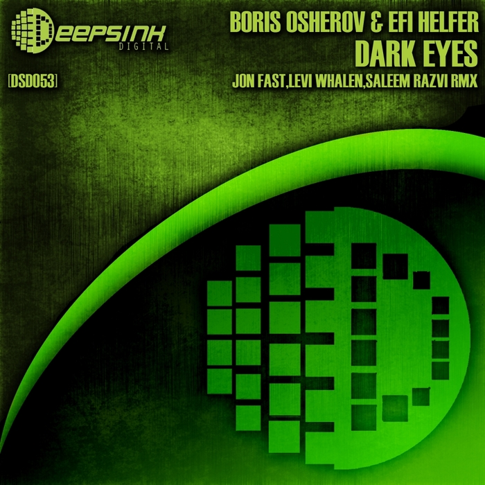 OSHEROV, Boris/EFI HELFER - Dark Eyes