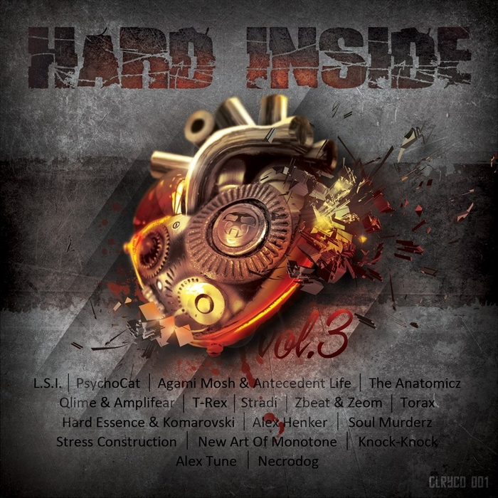 VARIOUS - Hard Inside 3
