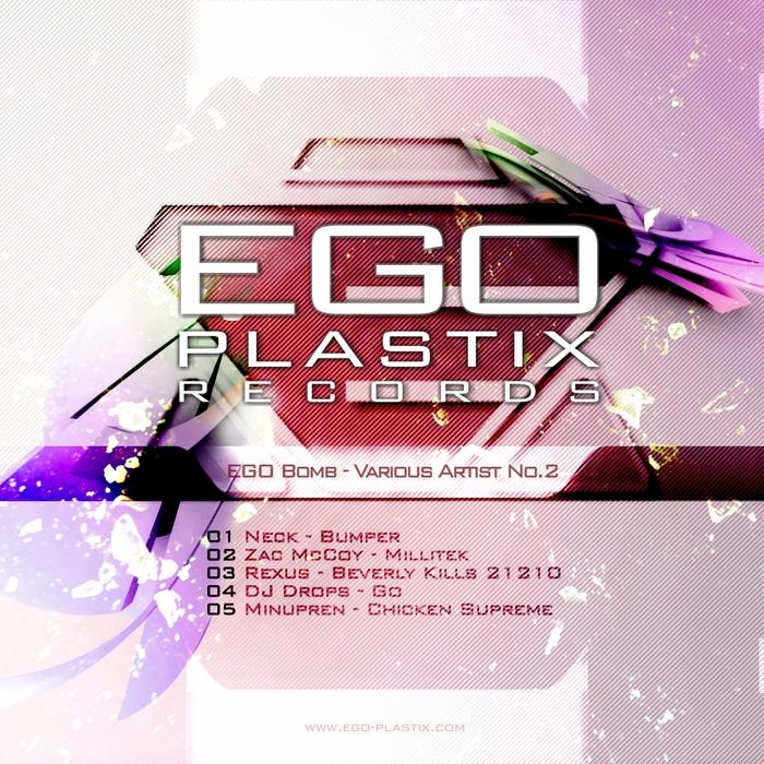 VARIOUS - Ego Plastix - No2