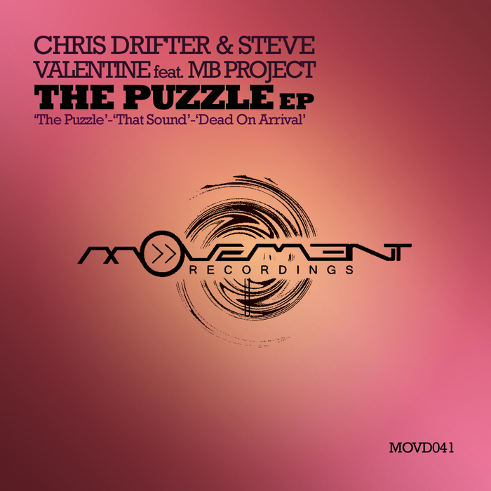 CHRIS DRIFTER/STEVE VALENTINE/MB PROJECT - The Puzzle