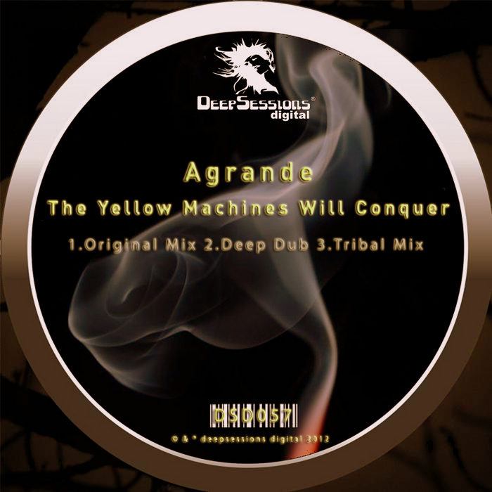 AGRANDE - The Yellow Machines Will Conquer