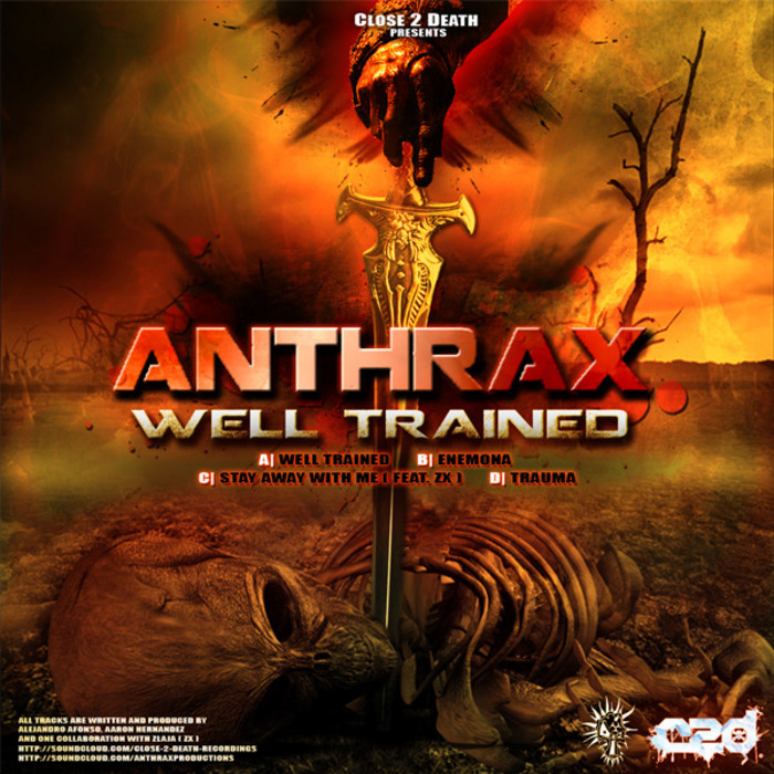 ANTHRAX - Well Trained EP