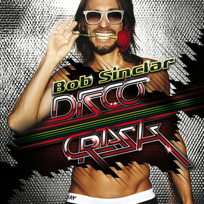 SINCLAIR, Bob feat VARIOUS - Disco-Crash