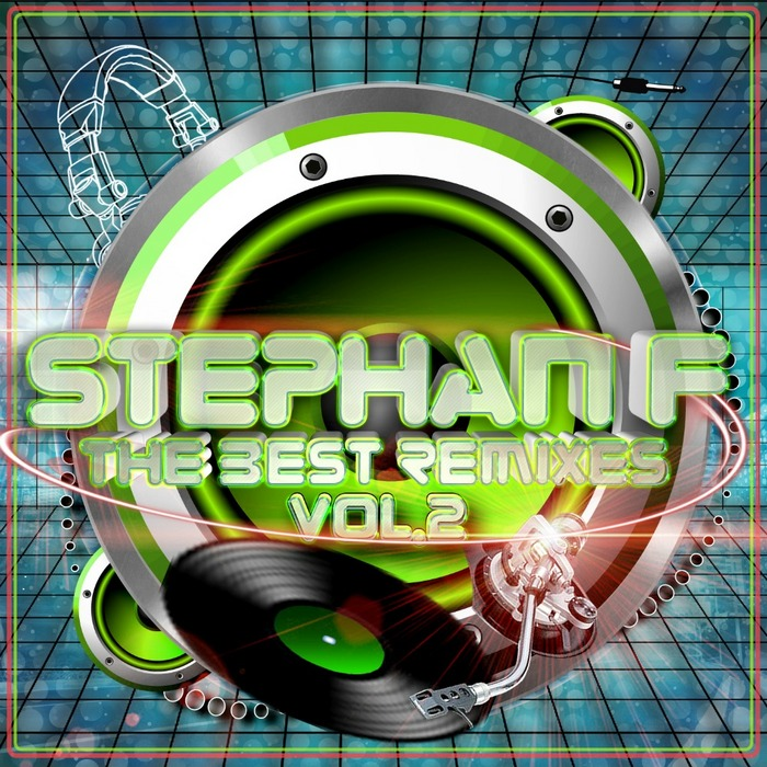STEPHAN F/VARIOUS - Stephan F: The Best Remixes Vol 2