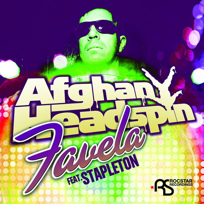 AFGHAN HEADSPIN - Favela feat Stapleton