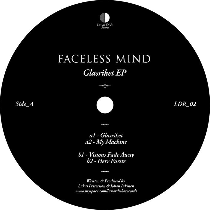 FACELESS MIND - Glasriket EP