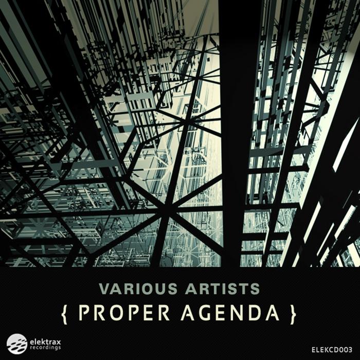 VARIOUS - Proper Agenda