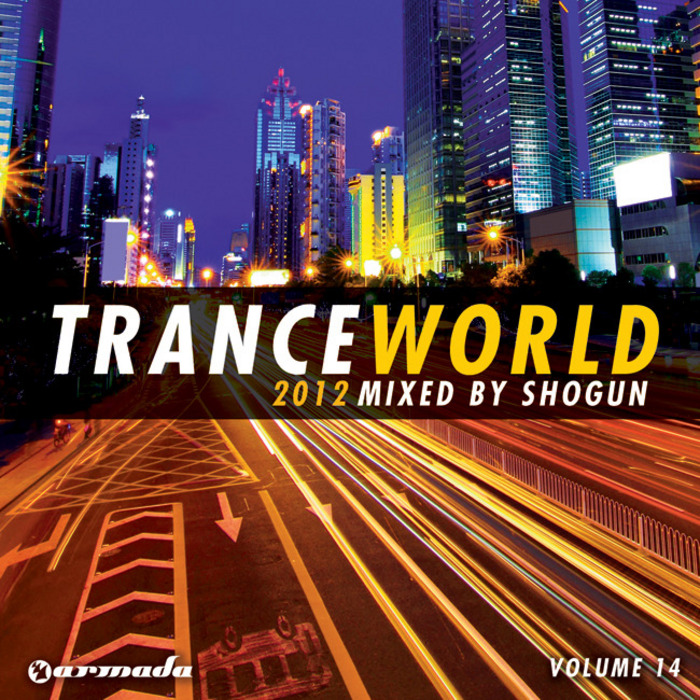 SHOGUN/VARIOUS - Trance World Vol 14 (mixed version)