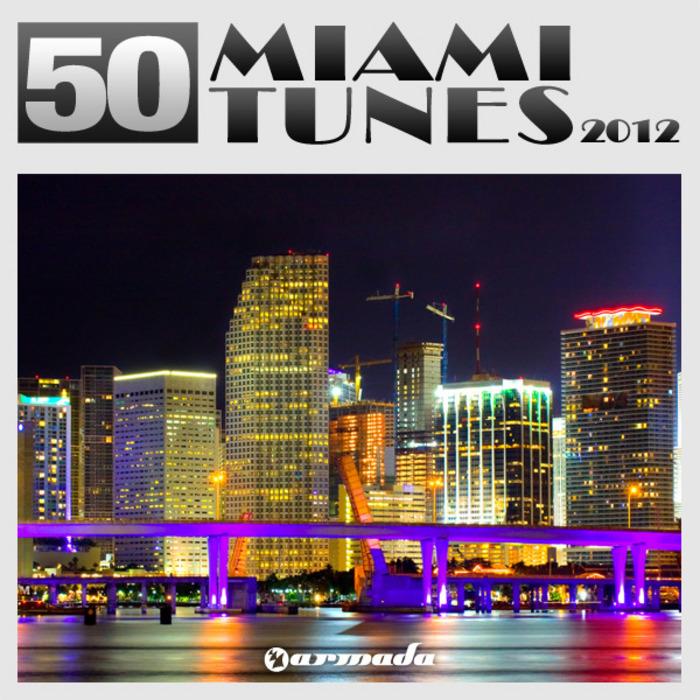 VARIOUS - 50 Miami Tunes 2012