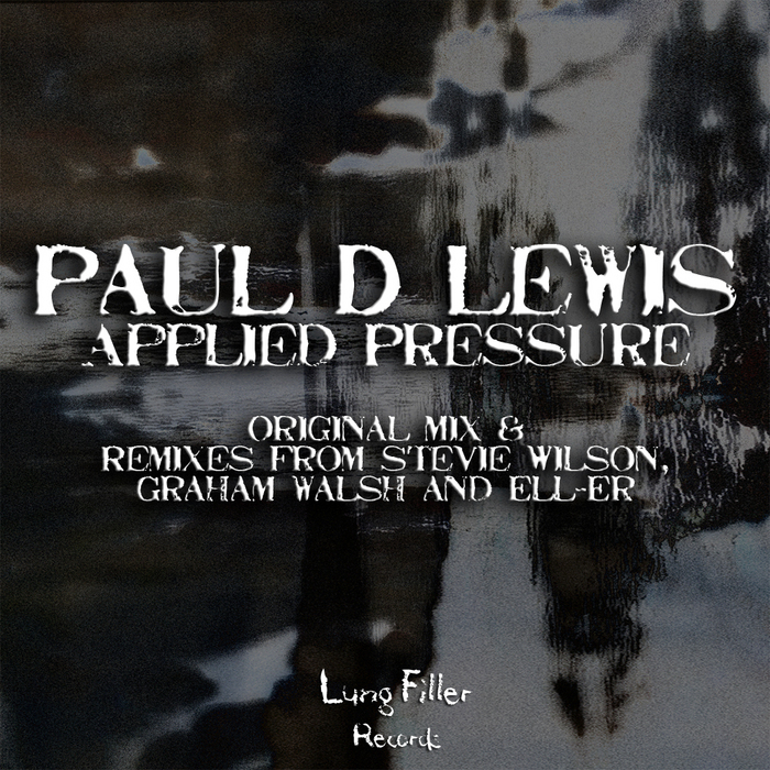 LEWIS, Paul D - Applied Pressure