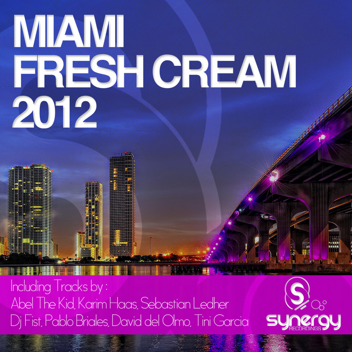 VARIOUS - Miami Fresh Cream 2012