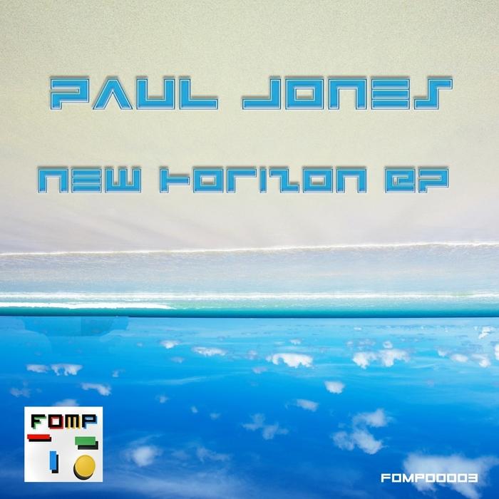 JONES, Paul - New Horizon
