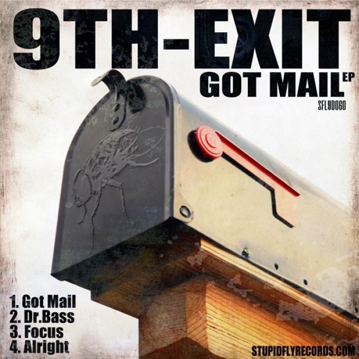 9TH EXIT - Got Mail EP