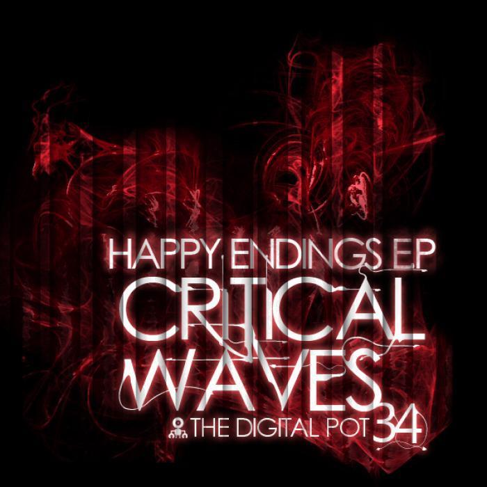 CRITICAL WAVES - Happy Endings EP