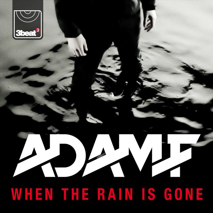 ADAM F - When The Rain Is Gones