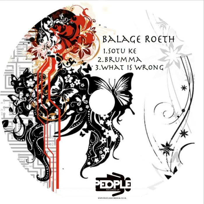 BALAGE ROETH - What Is Up? EP