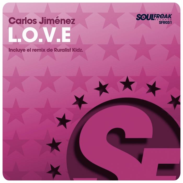 JIMENEZ, Carlos - LOVE