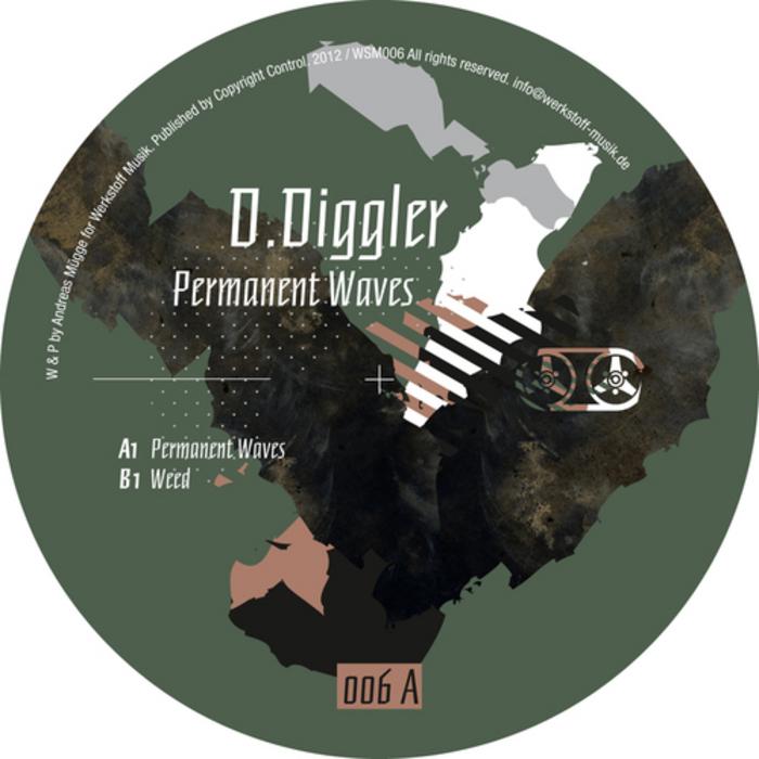 D DIGGLER - Permanent Waves