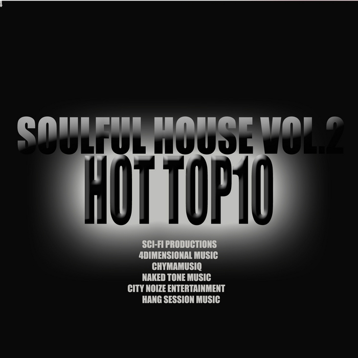 VARIOUS - Soulful House Volume 2 (Hot Top 10 Unmixed)
