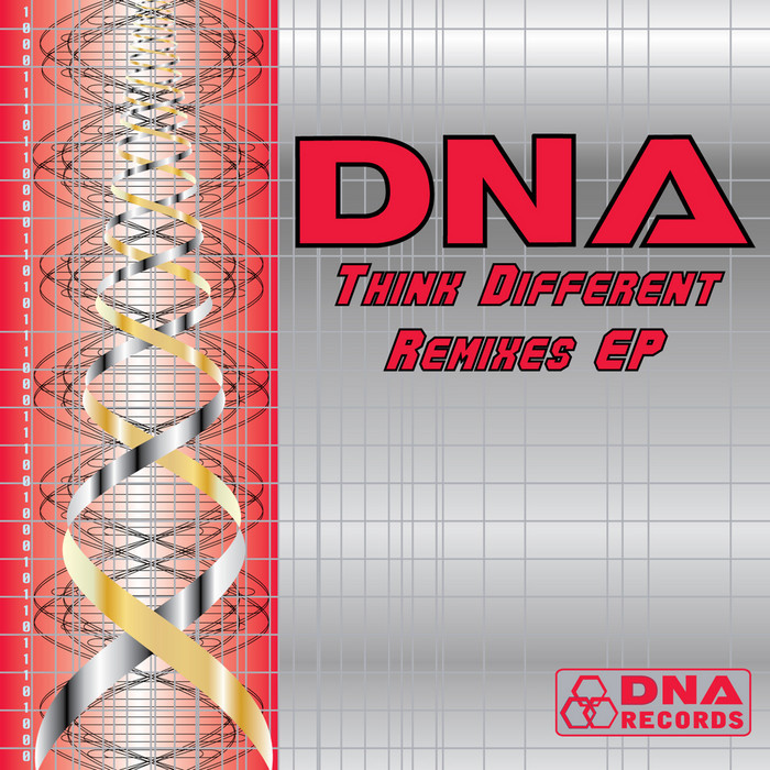 DNA - Think Different EP (remixes)