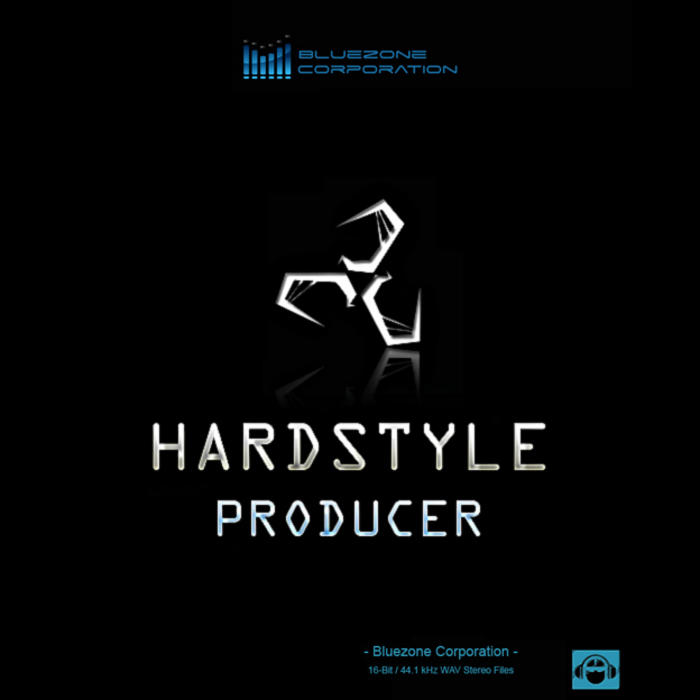 BLUEZONE CORPORATION - Hardstyle Producer (Sample Pack WAV/AIFF/REX2)