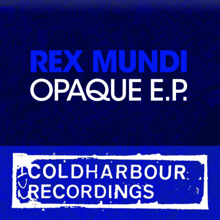 REX MUNDI - Opaque EP