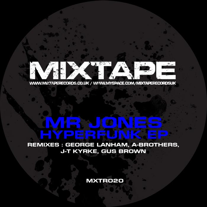 MR JONES - HyperFunk EP