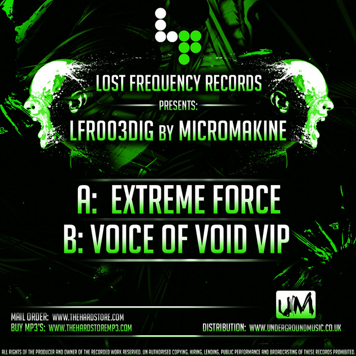 MICROMAKINE - Lost Frequency Digital #3