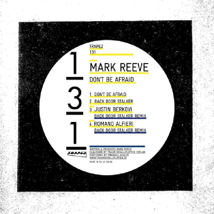 REEVE, Mark - Don´t Be Afraid
