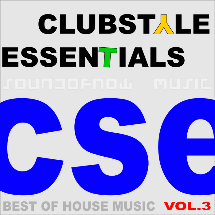 VARIOUS - Clubstyle Essentials Vol 3: Best Of House Music