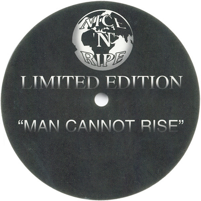 Master Builders, The - Man Cannot Rise (mixes)